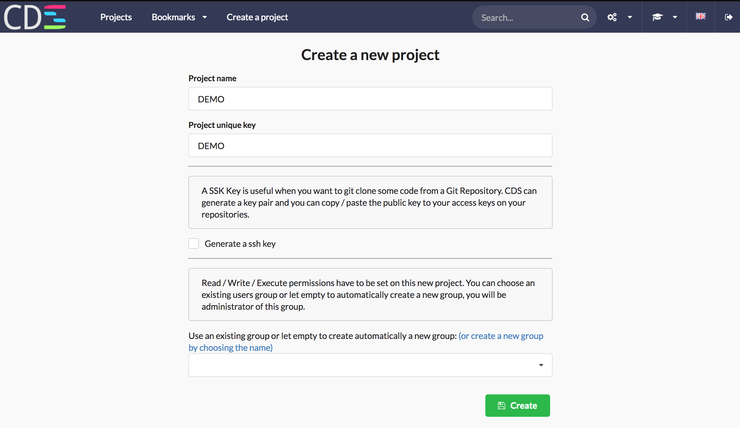 create_prj